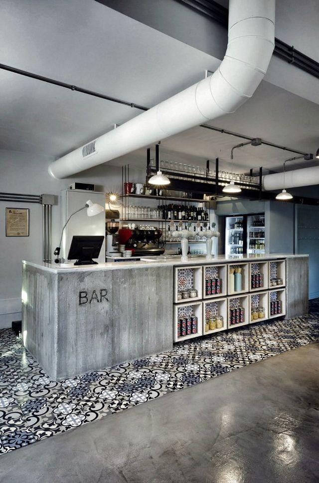 bar industrialny
