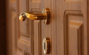 Drzwi wyjściowe