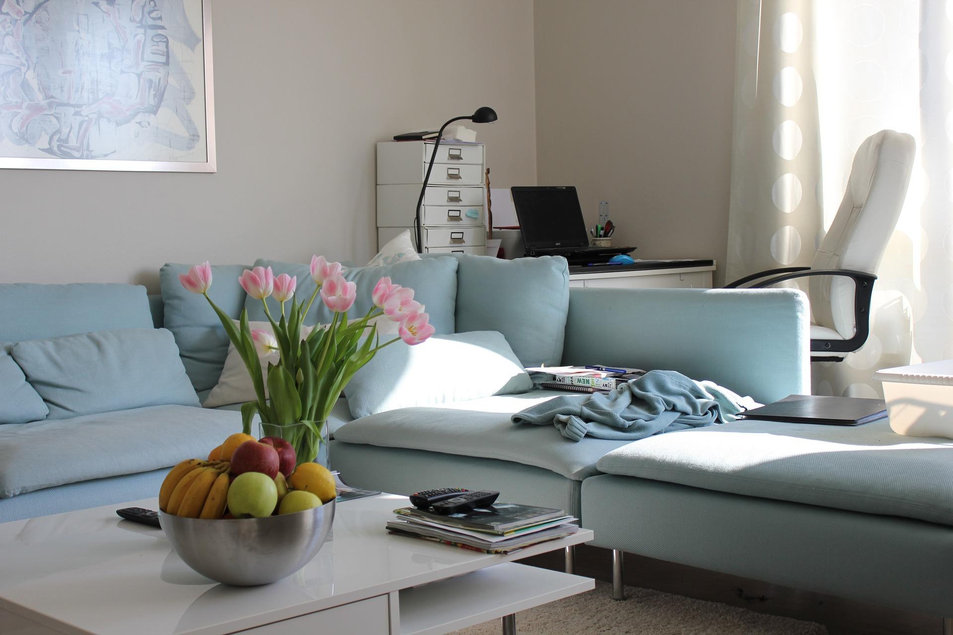 apartament w Łodzi