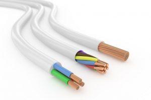 kable w domowej instalacji elektrycznej